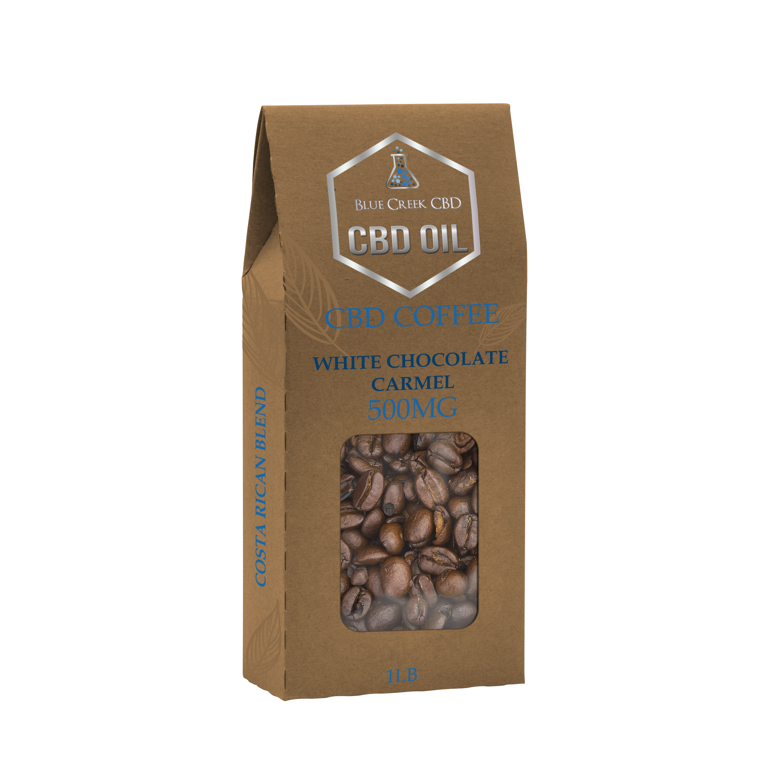 white chocolate cbd coffee